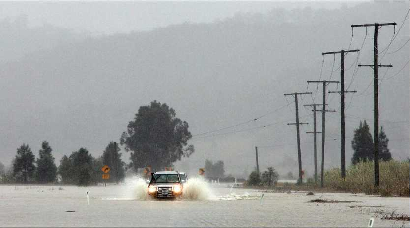 The anticipated rise in sea levels will create new flood zones on the Sunshine Coast.