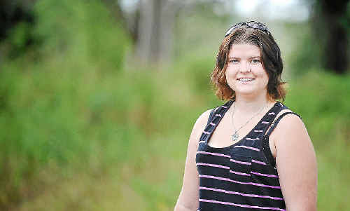 Seventeen-year-old Tahnee Jones will be venturing to Africa in a few months to work with wild animals.