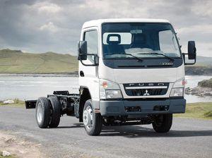 New hybrid trucks cut pollution