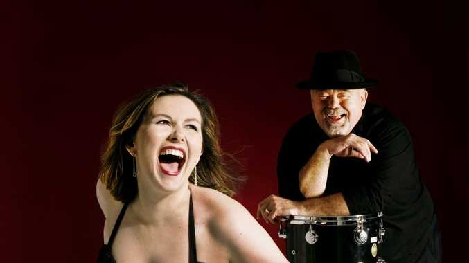 John Morrison and Jacki Cooper are performing at the 2011 Dingo Creek Wine, Jazz and Blues Festival.