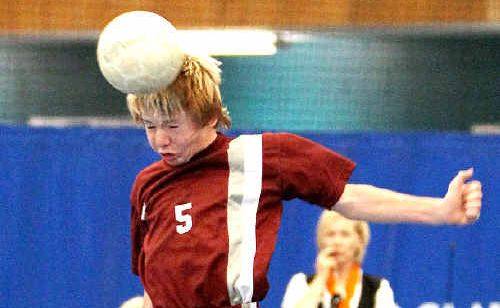 Moranbah's Jamie White will represent Australia in an international futsal tournament to be held in Spain.