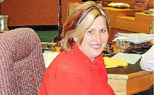 Clarence Valley councillor Margaret McKenna.