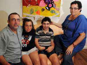Couple forced to give up son