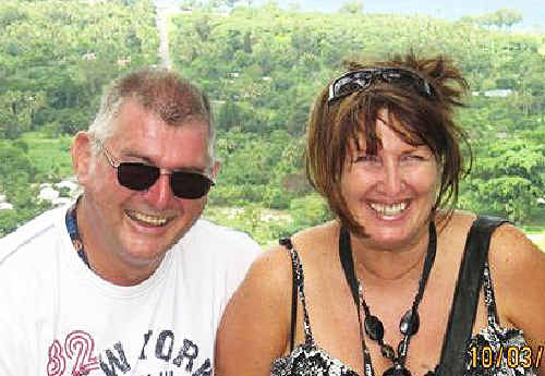 John and Jo Walsh were killed in a motorcycle accident in Coleyville.