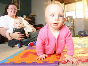 Twins make two IVF miracles