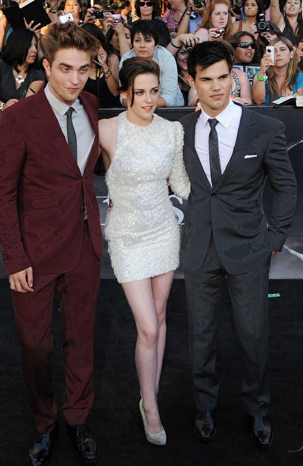 Twilight stars.