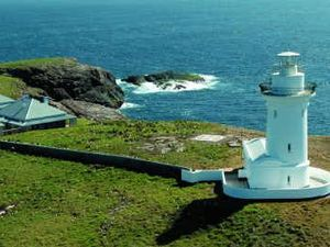 Solitary Island lighthouse wins