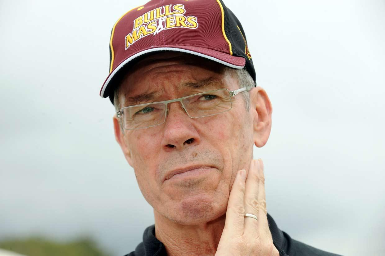 Former Australian Coach John Buchanan.