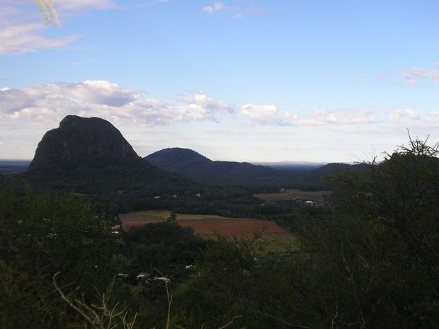 AN ultralight aircraft and its pilot are missing after setting out from Caboolture for the Glass House Mountains.