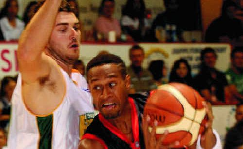 Former Mackay Meteor Deba George has returned to the Mackay outfit after a number of seasons with the Cairns Marlins.