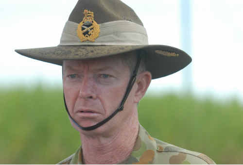 Major Mick Slater is encouraging people to understand the distribution of flood money had to be accountable.