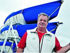 Rod Jones is hoping for stiff breezes when he sails in the Brisbane to Gladstone yacht race.