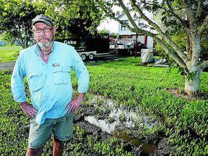 Drainage dramas destroy property