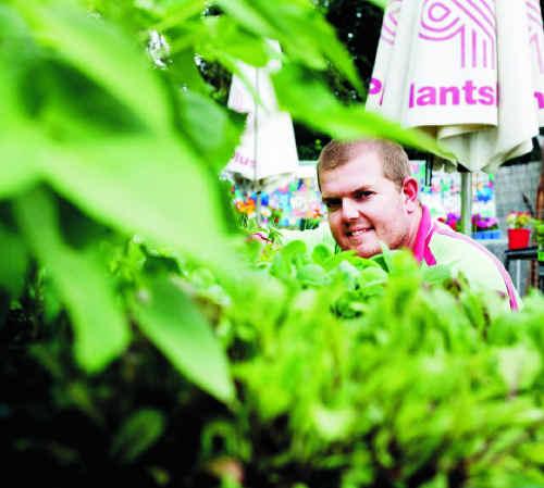Jody Sime of Plants Plus takes a closer look at the nursery's fresh herb range.