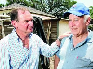 Long road to recovery after floods