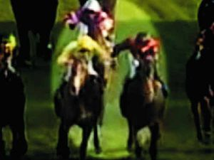 Jockey banned for stealing whip