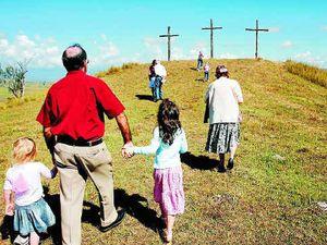 Crucifixion recalled