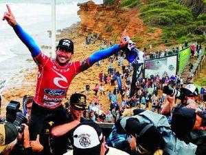 Parko wins at Bells Beach
