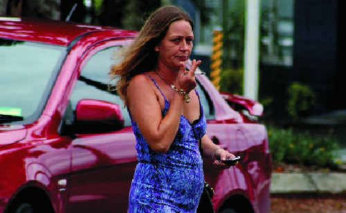 Melissa Stavrow has lost her driver's licence for four years due to serious drink-driving convictions.