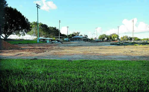 The new hockey field at Lower Fisher Park has Grafton Hockey excited about the future.
