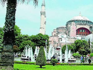 Exciting and ancient Istanbul