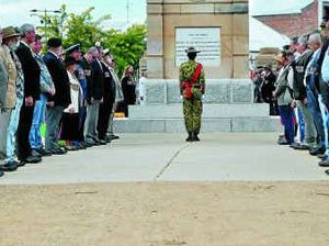 Fallen honoured at Anzac services
