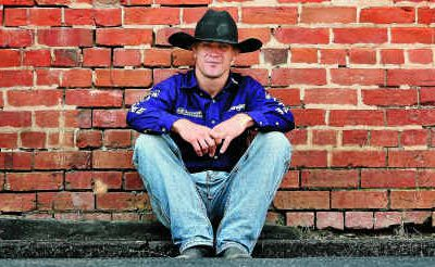 Brett Cross is one of an all-star field who will compete for big money in the Open Bull Ride at the Great Western's Nissan Navara Arena on Friday night.