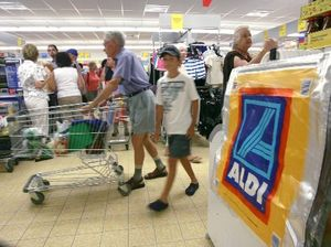 Aldi takes pocket knives off shelves