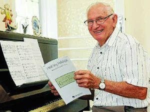 Grandfather raises voice for choir
