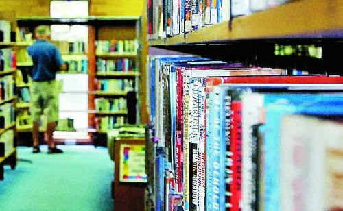 Originally, the Richmond-Tweed Library was run by a committee with representatives from the four councils but Lismore took over the running last year due to changes in law.
