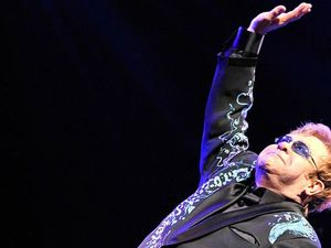 Sir Elton will come to Mackay and Cairns in September.