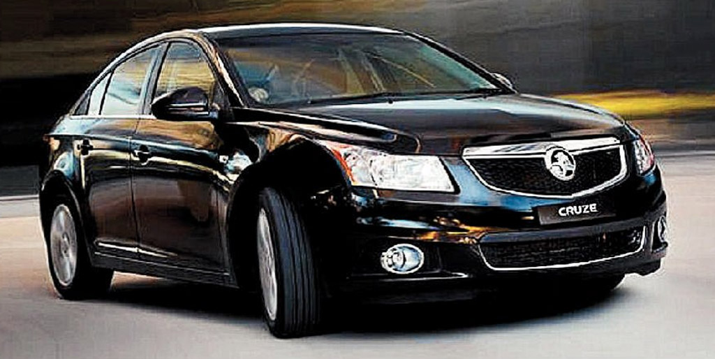 The Holden Cruze looks set to have a long term future at the company's Australian manufacturing plants.