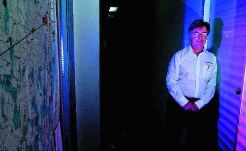 Metgasco boss Peter Henderson