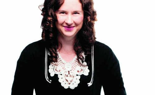 Mel Buttle will perform at the Melbourne Comedy Festival Roadshow tonight at the Mackay Entertainment and Convention Centre.