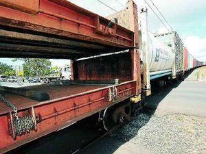 New train depot set to put 200 jobs on track