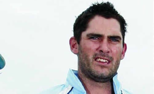 Former Ghost Don Dickson, now captain coach at Ballina, is looking for an improvement in form from his players.