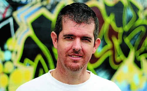Mick Lomman wants to help educate the public on the difference between legal and illegal graffiti.