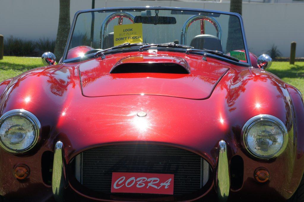Peter Dore's Cobra replica.