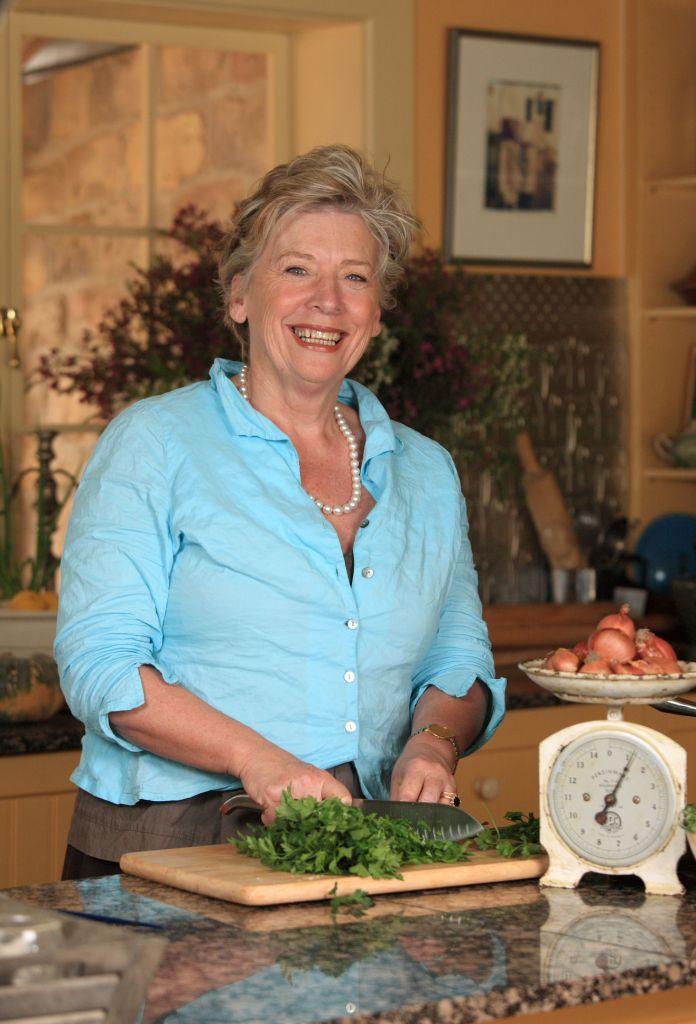 Food author Maggie Beer: