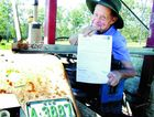 Lyle Hetherington could not help but laugh when he received a CLEM7 toll bill for his 1973 Ford 5000 tractor.