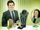 AS THE son of a jewellery-store owner, Liam Dunn believes he has a special insight into what women want.