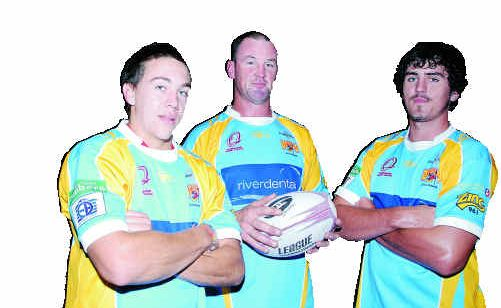 David Cutler, Adam Starr and Tim Wyvill are three of the Gympie Devils new signings for the 2011 season.