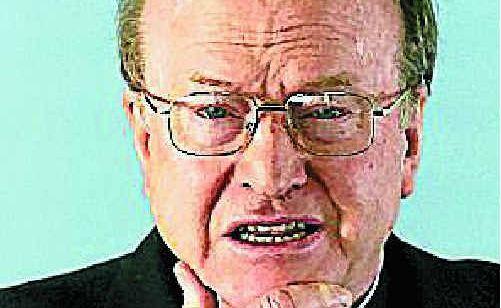 Catholic Archbishop of Brisbane John Bathersby.