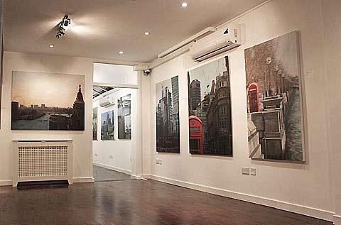 The Tokarska Gallery.