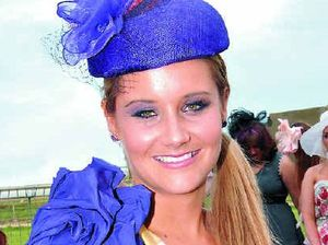 Miss Turf Girl shows off her style