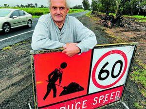 Road upgrade to create 'death trap'