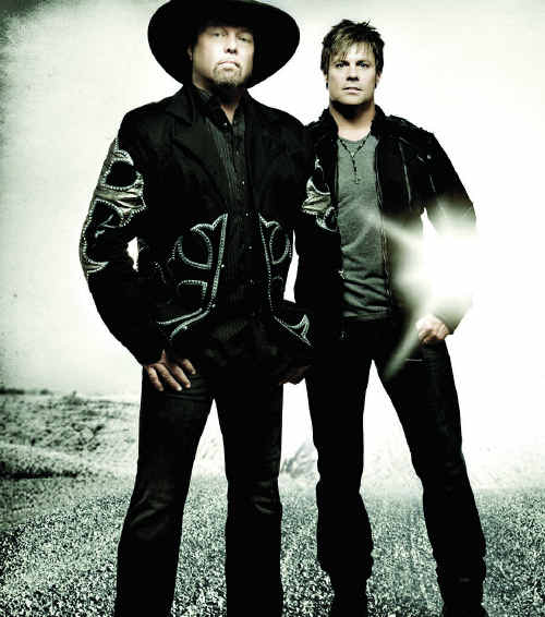 International superstar duo Montgomery Gentry will headline at this year's Optus Gympie Music Muster.