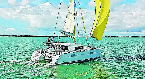 Whitsunday Rent a Yacht (WRAY) has added two new luxury vessels to its fleet including the $750,000 Chantilly.