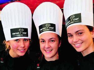 Market Chef sizzles on Coast