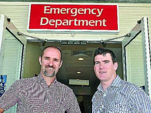 Rebate cut may hurt hospital